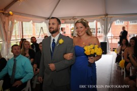 Howard county outdoor wedding Ceremony