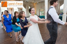 Wedding Dance at The Great Room at Savage Mill