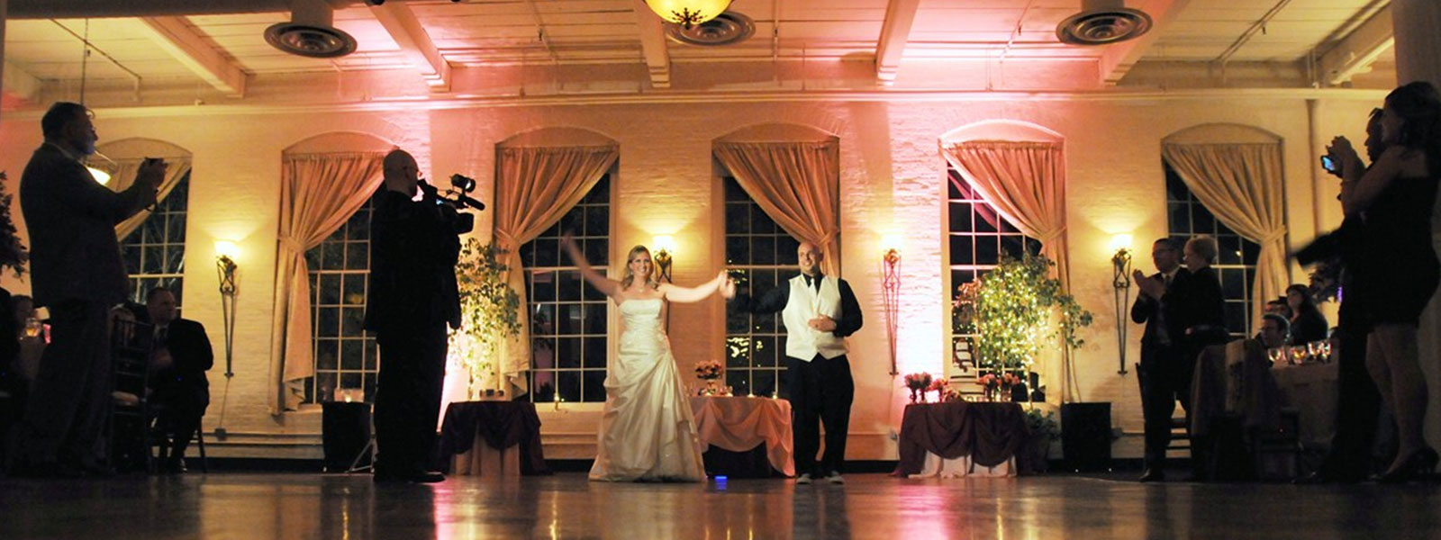 The Great Room At Savage Mill Wedding Thank You